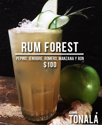 RUM FOREST Flyer