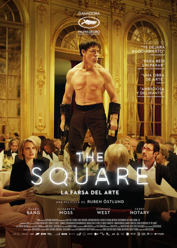 THE SQUARE CH
