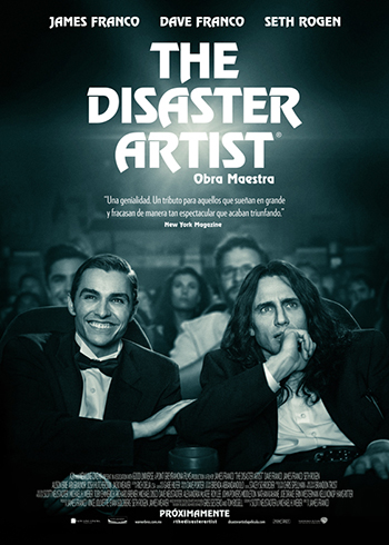 The disaster artist 350x490